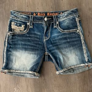 Rock Revival Dolly Shorts Easy